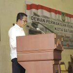 Jabarkan Prestasi Pemko Batam Saat LKPJ Walikota Batam, Amsakar Terima Kasih DPRD Batam dan Masyarakat