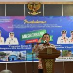 Gubernur Ansar Tak Ingin Ada Ketimpangan Pembangunan Antar Daerah