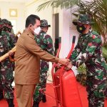 Gubernur Ansar Apresiasi Kegiatan TMMD di Lingga