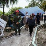 Sekda Karimun Kunjungi Pulau Takong Hiu