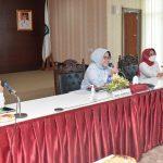 Wagub Marlin Bicara Stunting Dalam Seminar 100 Profesor