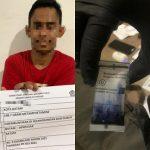 Nekat Selundupkan Sabu Ke Jakarta, Pelaku Berhasil Diamankan