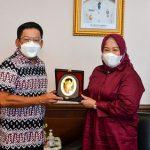 Wagub Marlin Berterima Kasih untuk Bantuan Singapura
